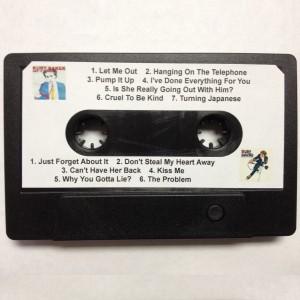 Kurt Baker 4GB USB Cassette Back