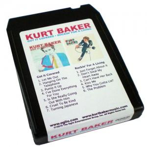 Kurt Baker 8-Track 4GB USB