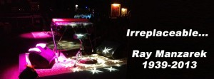 Ray Manzarek RIp Facebook Cover
