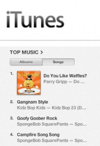 Parry Gripp #1 iTunes 061013